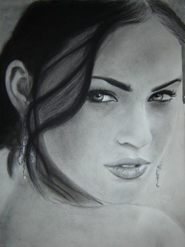 Megan Fox by Litzy